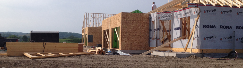 Ryell Homes: Stirling Ontario, homebuilders.